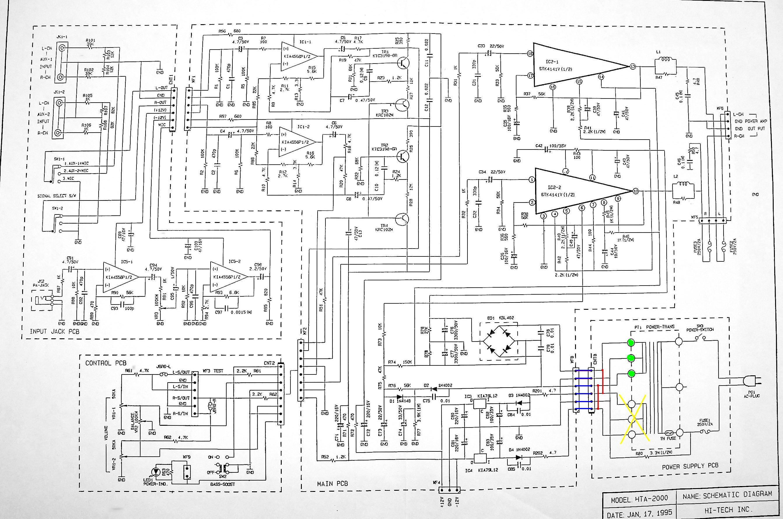 Using The Hta 2000 2 Ch Amp For Diy Diyaudio 25w Classa Power Audio Amplifier Circuit Diagram Supreem Circuits Link To Schematic This Is A Large Jpeg