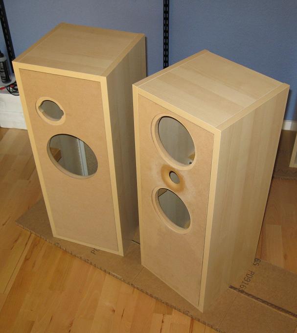 Tutorial: building IKEA baffleXchange speaker cabinets - diyAudio